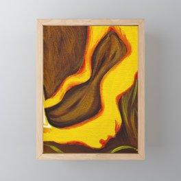Incubation Framed Mini Art Print
