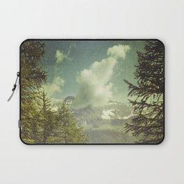 Mountain View - Italian Alps Laptop Sleeve