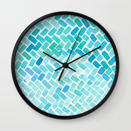 pavement Wall Clock