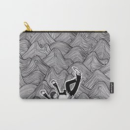 Happily Falling in Love Carry-All Pouch