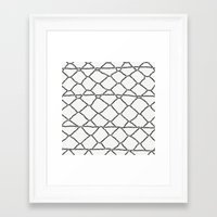 morrocan Framed Art Prints featuring Morrocanesque by bity