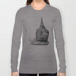 The Snail's Dream Long Sleeve T-shirt