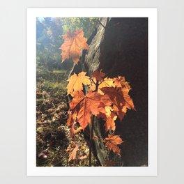 löv Art Print