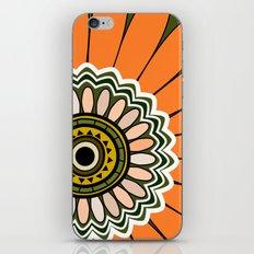 Flower 13 iPhone & iPod Skin