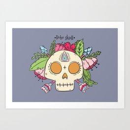 Boho Art Print