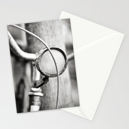 Bicycle B/W Stationery Cards