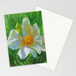 Matilija Poppies Stationery Cards