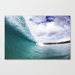 Boneyards Canvas Print