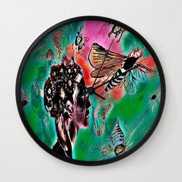 Bee Deelightful Wall Clock