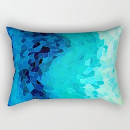 INVITE TO BLUE Rectangular Pillow