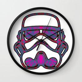 Trooper 1 Wall Clock