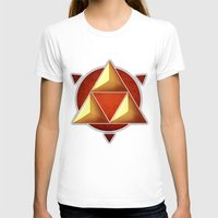 triforce T-shirts featuring Triforce by lythy