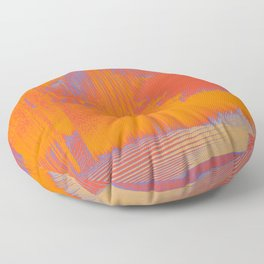 Over Cooked Floor Pillow