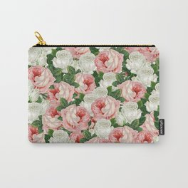 Juliet -  Romantic Roses Carry-All Pouch