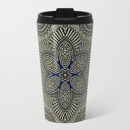 Mandala boho decor Travel Mug