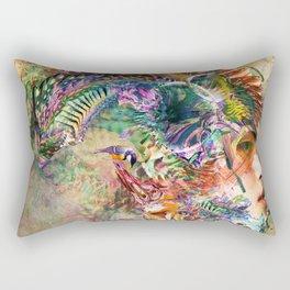 Boundless Rectangular Pillow
