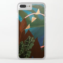 The Depths Clear iPhone Case
