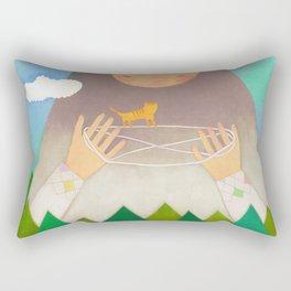 Forest giant Rectangular Pillow