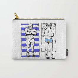 Picasso and Hockney- Great expectations Carry-All Pouch