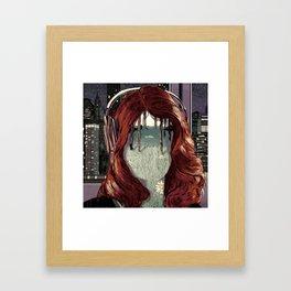 Inner City Pressure Framed Art Print