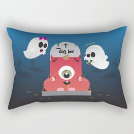 Don Boe Rectangular Pillow