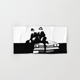 Blues Brothers Hand & Bath Towel