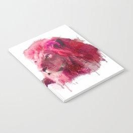 Rose Lion Notebook