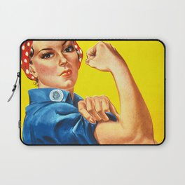 We can do it! Laptop Sleeve