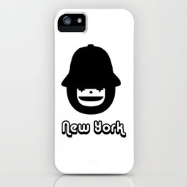 STEVEN DANA NEW YORK CHILIBOY iPhone Case
