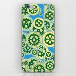 Gearwheels iPhone Skin