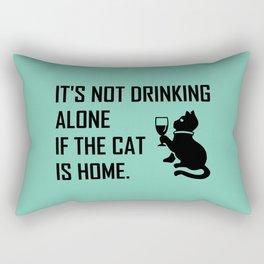 IT'S NOT DRINKING... Rectangular Pillow