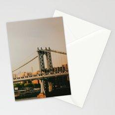 New York City Sunset Stationery Cards
