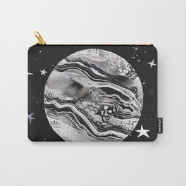 Magical Moon Black Carry-All Pouch