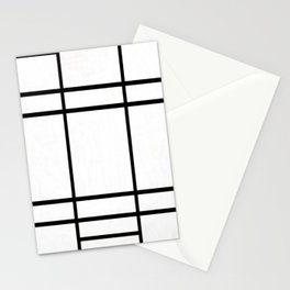 Piet Mondrian - Composition in White, Red, and Yellow Stationery Cards