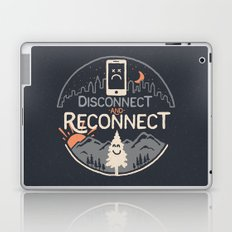 Reconnect... Laptop & iPad Skin