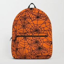 Halloween Cobwebs Backpack