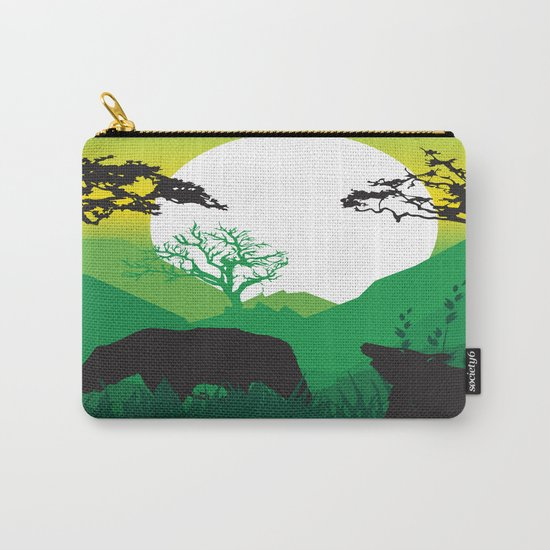 My Nature Collection No. 50 Carry-All Pouch