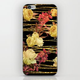 Wallflowers iPhone Skin