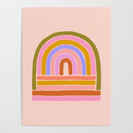 rainbow : of the heart Poster