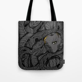 Serpent's Knowledge Tote Bag