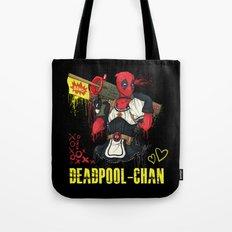 Dead Pool-chan Tote Bag