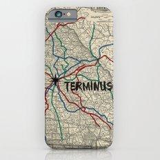 Terminus Map Slim Case iPhone 6