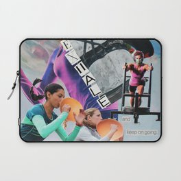 Exhale Laptop Sleeve