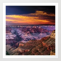 Grand Canyon, Arizona Art Print