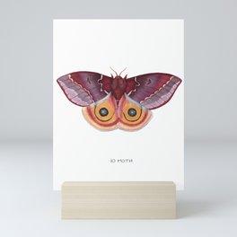 Io Moth Mini Art Print