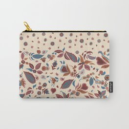 Rebel Paisley #11 Carry-All Pouch
