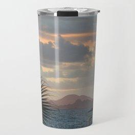 Sunrise over St. Barths Travel Mug