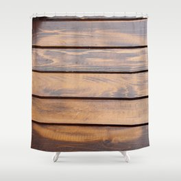 the seat Shower Curtain