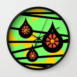 Géometric 02 Wall Clock