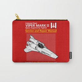 Viper Mark II Service and Repair Manual Carry-All Pouch